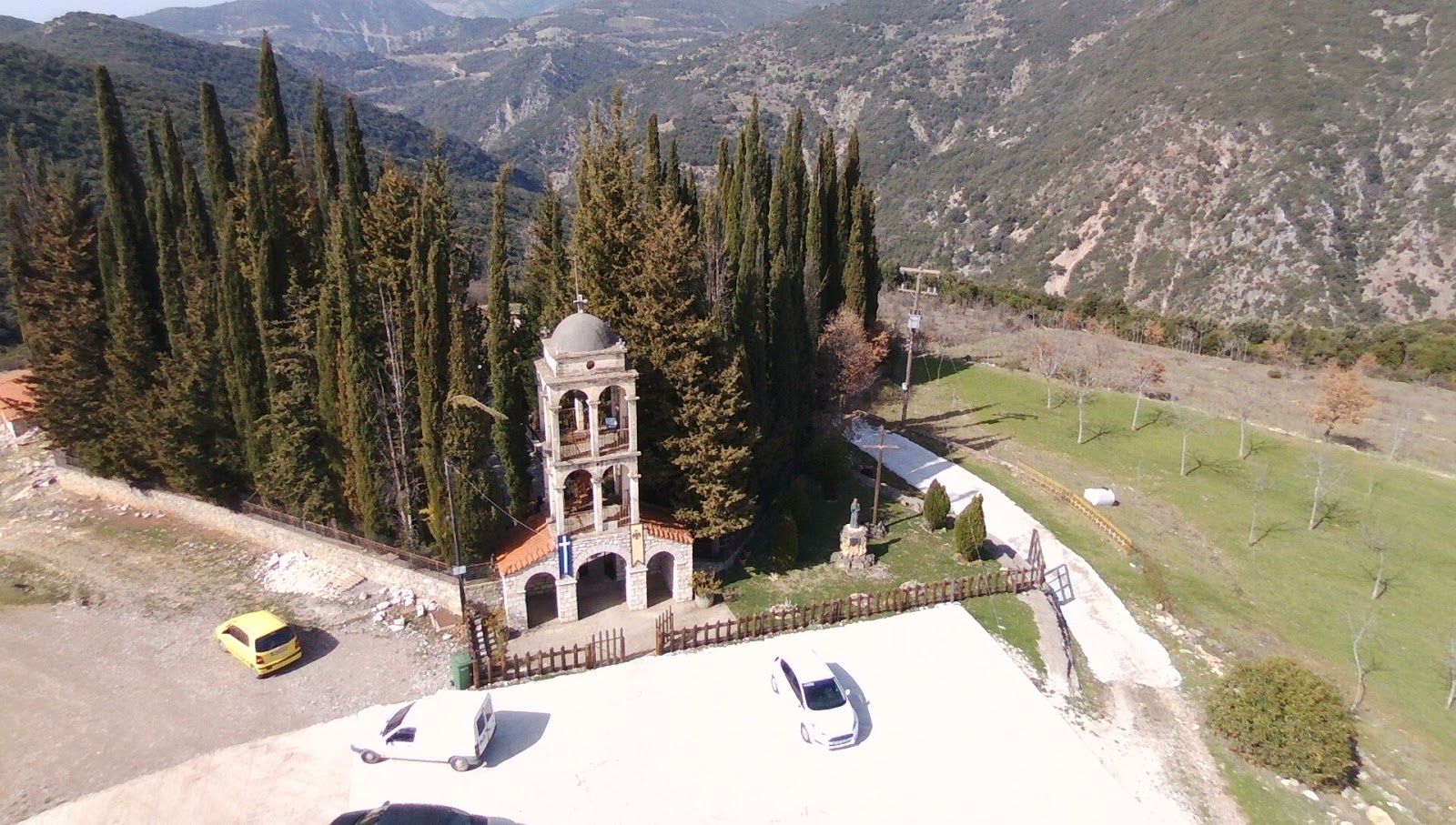 Monasteries and Churches in Thermo